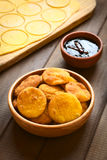 Chilean Sopaipilla Fried Pastries Royalty Free Stock Photos