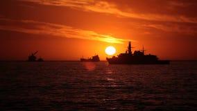 Chilean Warship