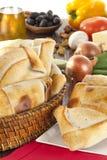 Chileense Empanada Stock Foto's