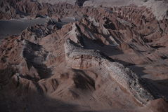 Chileense woestijn Stock Afbeelding