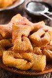 Chileno Calzones Rotos Fried Pastries imagem de stock