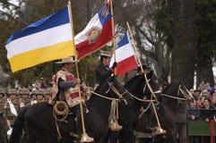 Chilenska huasos Royaltyfria Foton