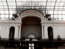 Chilenskt nationellt museum av konster royaltyfri fotografi