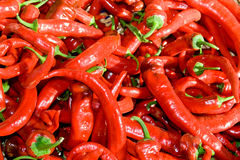 Chiles - Horizontal Royalty Free Stock Image