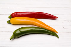 Chiles Stock Image