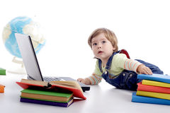 Chilhood learning Stock Photography