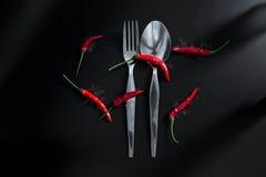 chili горячий стоковые изображения