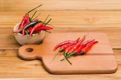 Chili красного перца Стоковое Изображение