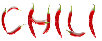 chili Стоковые Изображения
