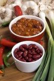 chili 4 домодельный Стоковая Фотография
