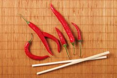 Chili_5 Stock Photography