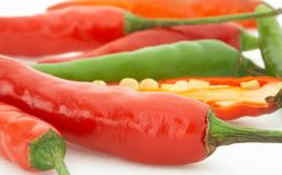 Chili-b Royalty Free Stock Photography