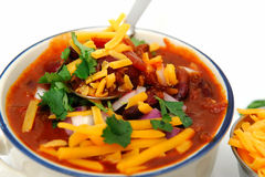 Chili Beans Stock Image