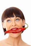 Chili Beauty Stock Photos