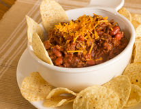 Chili and Beer Royalty Free Stock Photography