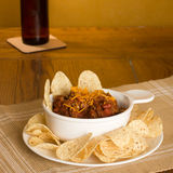 Chili and Beer Royalty Free Stock Images