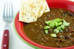 chili carne шара Стоковая Фотография RF