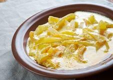 Chili Cheese Stew arkivfoton