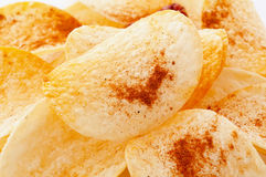 Chili Chips Royalty Free Stock Image