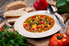 Chili Con Carne Royalty Free Stock Image