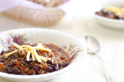 Chili con carne Stockfotografie