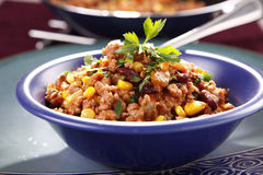 Chili con carne obraz royalty free