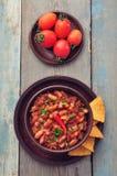 Chili Con Carne Obrazy Stock