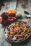 Chili con carne photo libre de droits