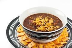 Chili Con Carne fait maison Photo stock