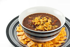 Chili Con Carne hecho en casa Foto de archivo