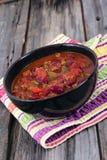 Chili con carne wołowiny chili Zdjęcia Royalty Free