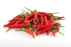 chili czerwień Zdjęcia Royalty Free