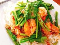 Chili fish sauce Royalty Free Stock Photography