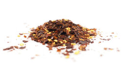 Chili Flakes royaltyfria bilder