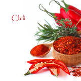 Chili. Royalty Free Stock Photos