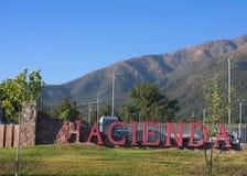 Chili Hacienda- I - Stock Afbeelding