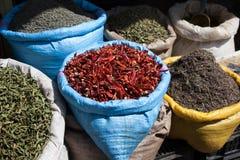 Chili i pikantność Zdjęcia Stock