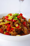 chili mięso Zdjęcia Stock