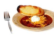 chili naczynie Fotografia Stock