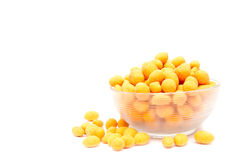 Chili nuts Royalty Free Stock Images