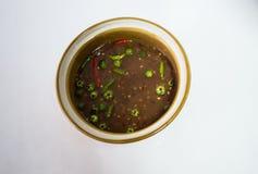 Chili Paste Fotografering för Bildbyråer