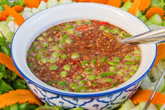 Chili paste Stock Photos