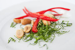 Ingredients for Thai food,Tradition thai herb Royalty Free Stock Images