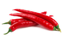 Chili peppe Stock Photo