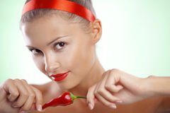 Free Chili Pepper Stock Photography - 10933922