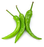 Chili pepper Stock Image