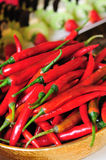 Chili pepper. Royalty Free Stock Photography