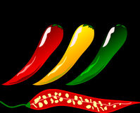Chili Pepper, Chili, Pepper, Hot Stock Image