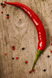 Chili pepper Stock Photography