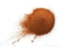 Chili Pepper Powder photographie stock libre de droits